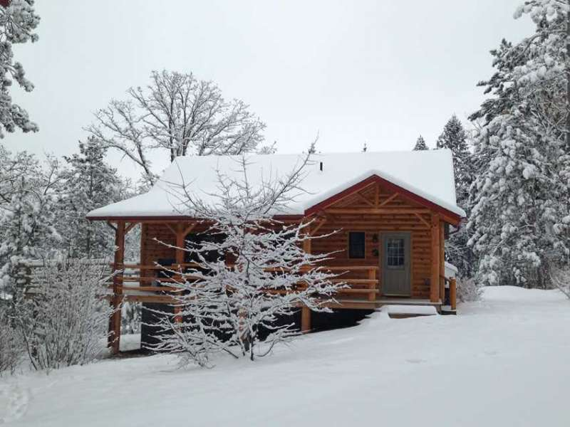 Northern mn cabin rental breezy point resort for Cabin rentals in winter park co